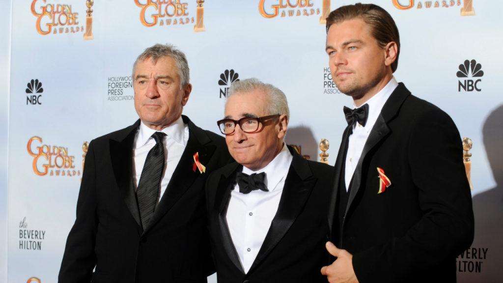 Scorsese werkt aan western met Leonardo DiCaprio en Robert De Niro