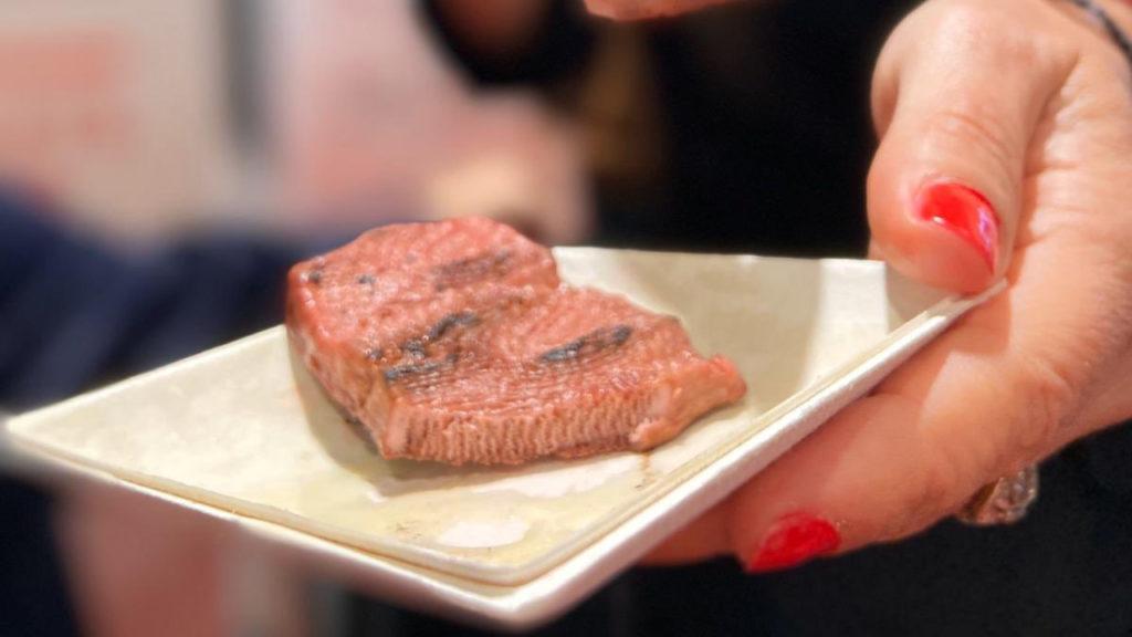 3D geprint biefstuk