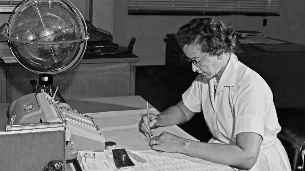 101-jarige NASA-pionier overleden: de vrouw achter de maanreizen