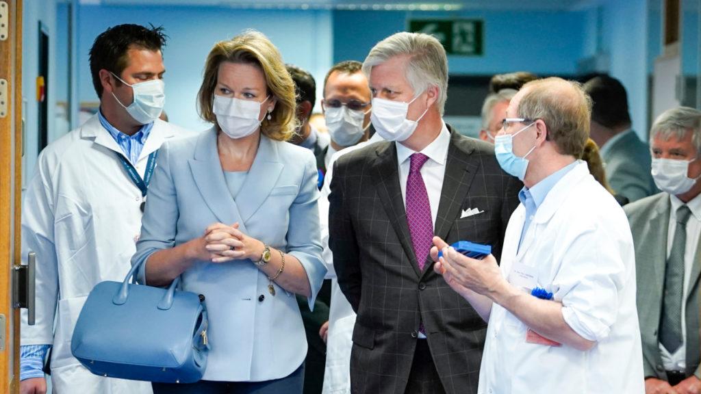 Coronavirus België: 290 nieuwe doden, aantal hospitalisaties blijft dalen