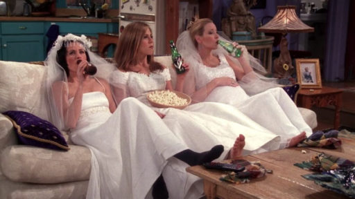 Friends Phoebe Lisa Kudrow Rachel Jennifer Aniston