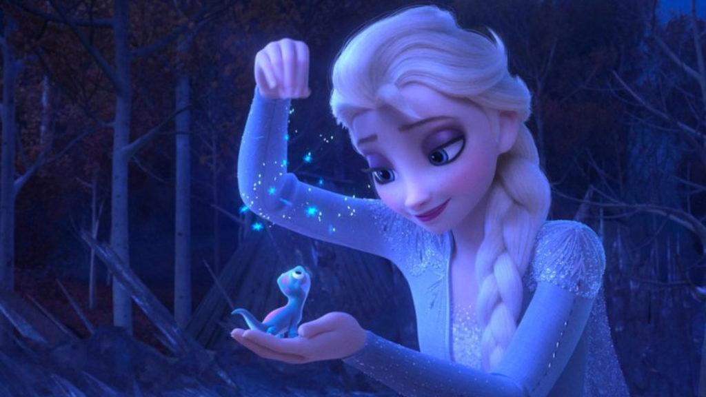 Frozen 2 Elsa Show Yourself