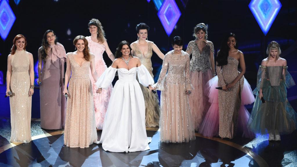 Frozen in 9 verschillende talen tijdens Oscars