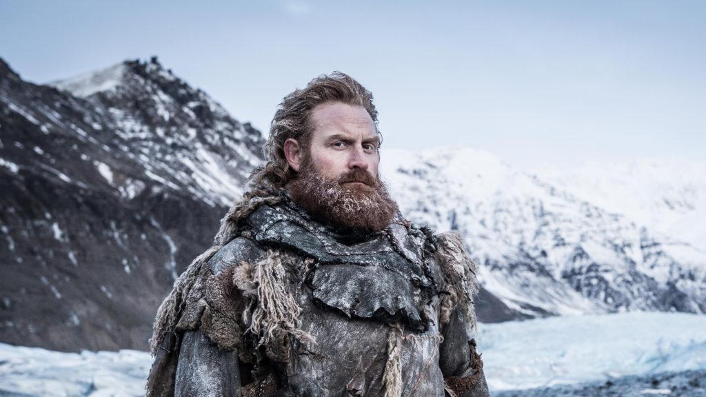 Game of Thrones Kristofer Hivju Tormund Giantsbane
