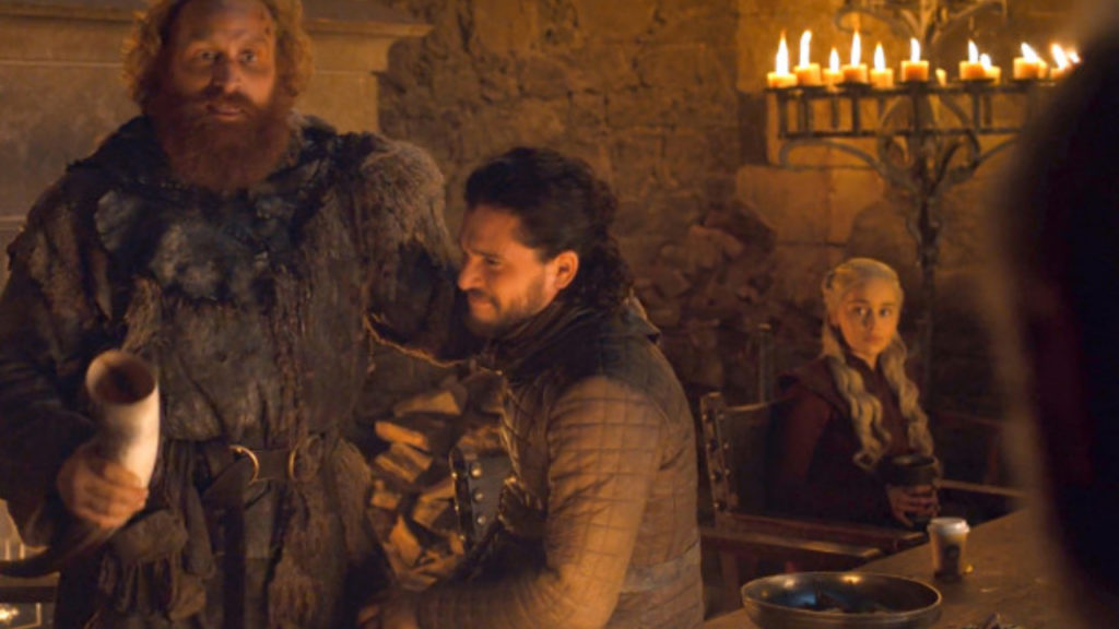 Game of Thrones koffie Emilia Clarke