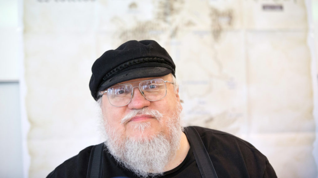 George R.R. Martin Winds of Winter