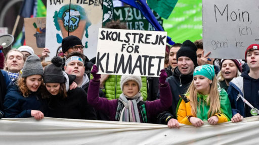 Greta Thunberg Documentaire