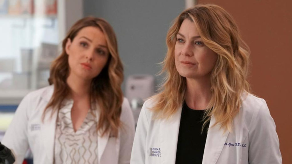 Grey's Anatomy Seizoen 17