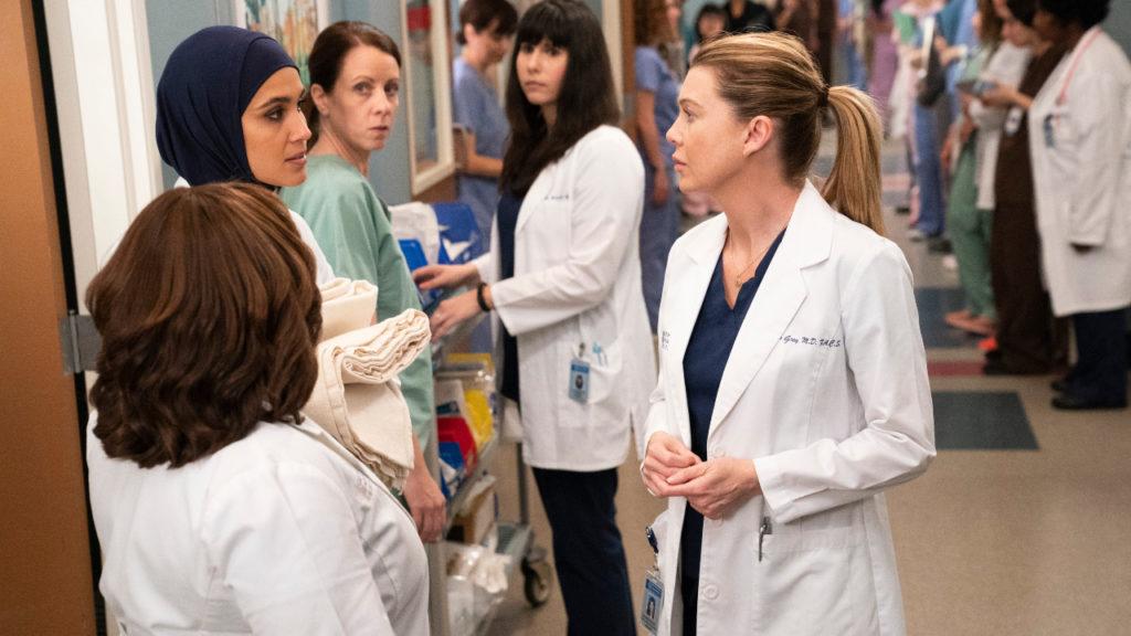 Grey's Anatomy Seizoen 17 Corona