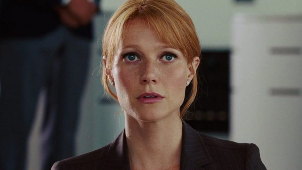 Gwyneth Paltrow als Pepper Potts Avengers Spider Man