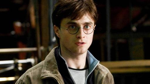 Harry Potter Daniel Radcliffe J.K. Rowling