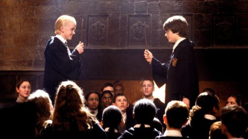 Harry Potter Draco Malfoy Tom Felton