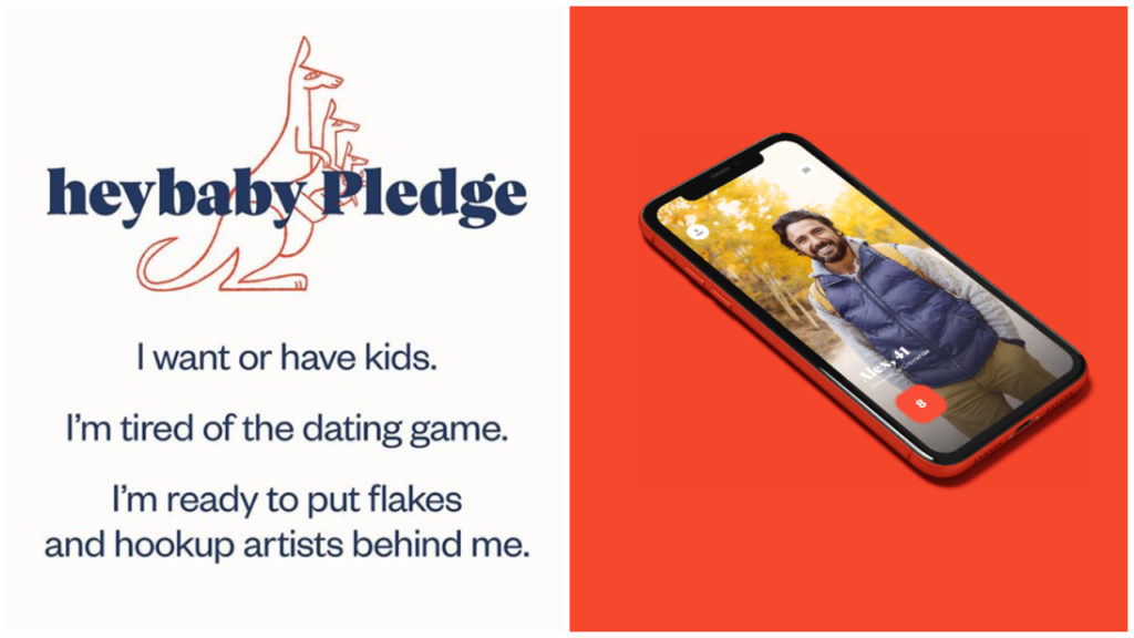 Heybaby dating app