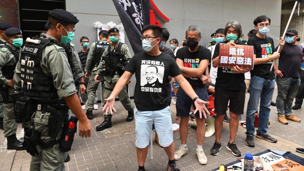 Hong Kong veiligheidswet