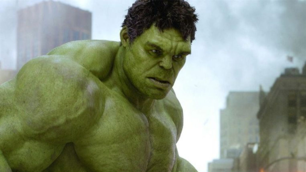 Hulk Mark Ruffalo Avengers Marvel