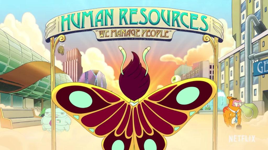 Human Resources Big Mouth Netflix