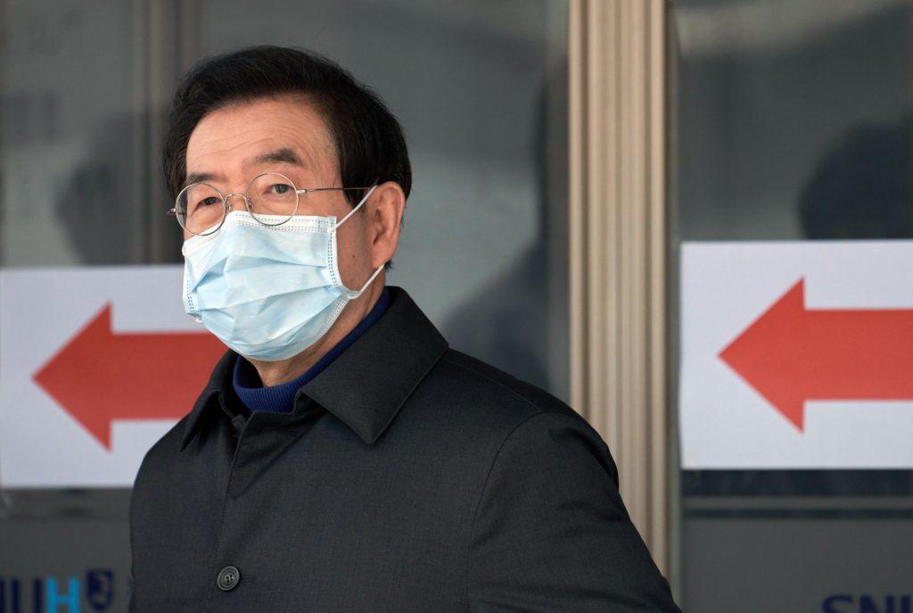 Park Won-soon, burgemeester Seoul