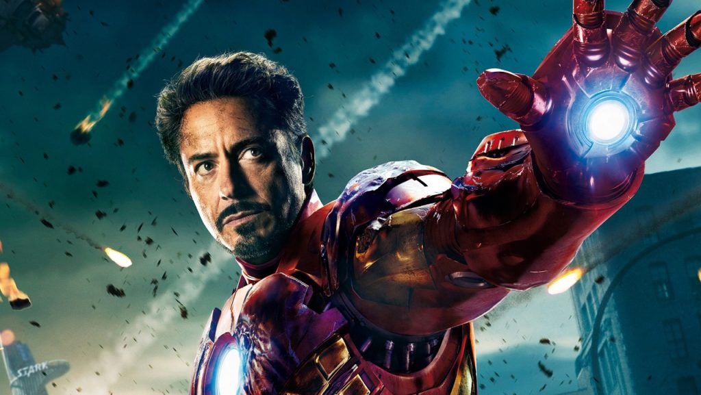 Iron Man Tony Stark Marvel