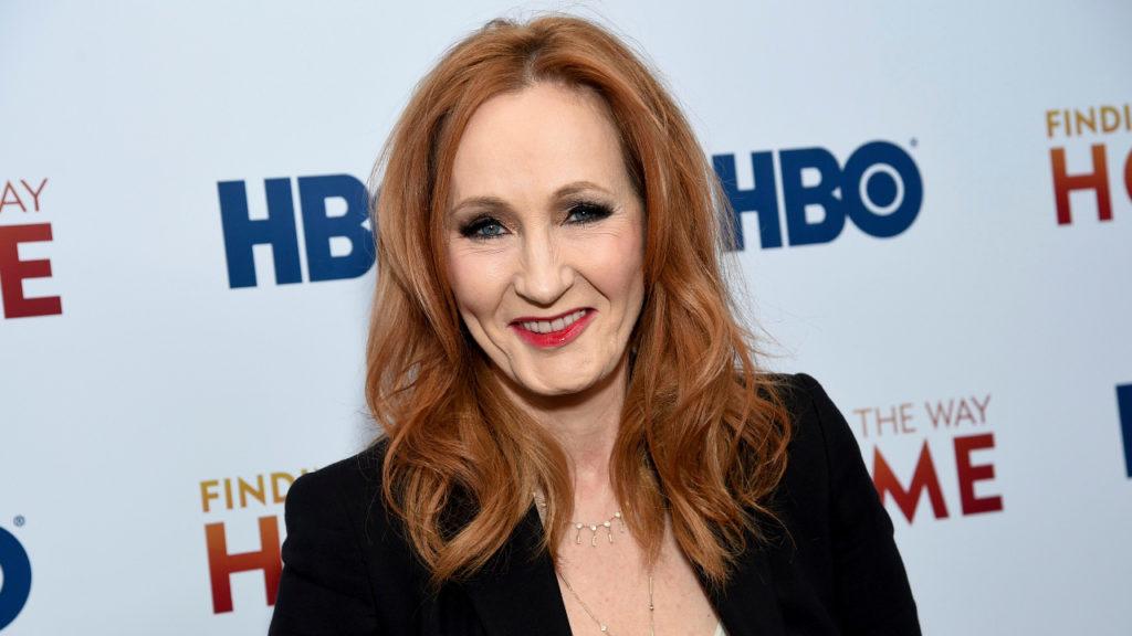 J.K. Rowling Kritiek