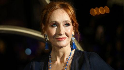 JK Rowling Harry Potter Fansites Transgenders