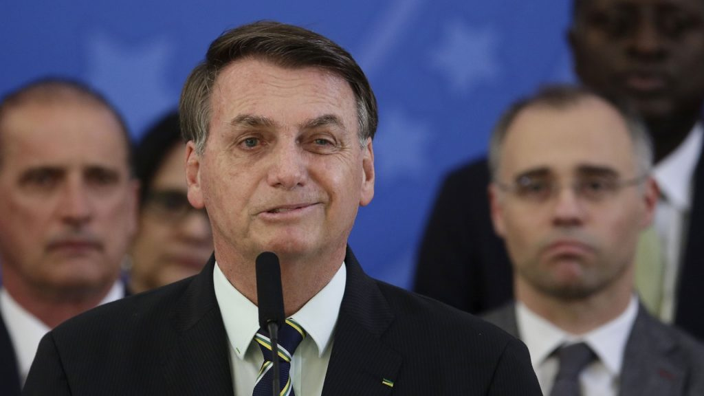 Jair Bolsonaro Brazilië