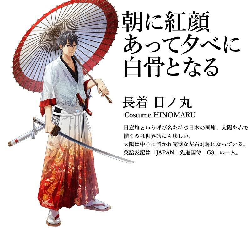 Japan Samoerai Anime