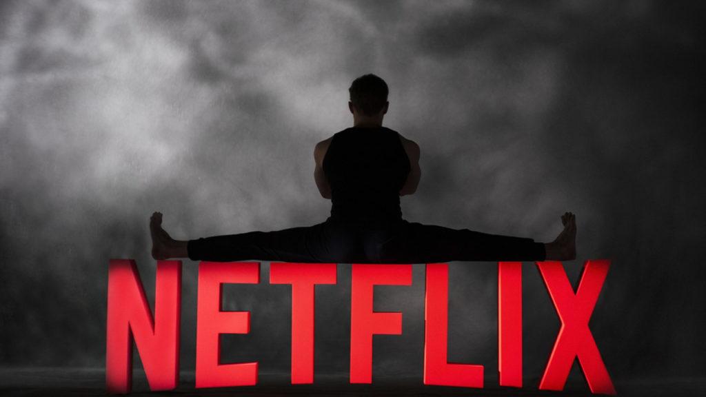 Jean-Claude Van Damme Netflix