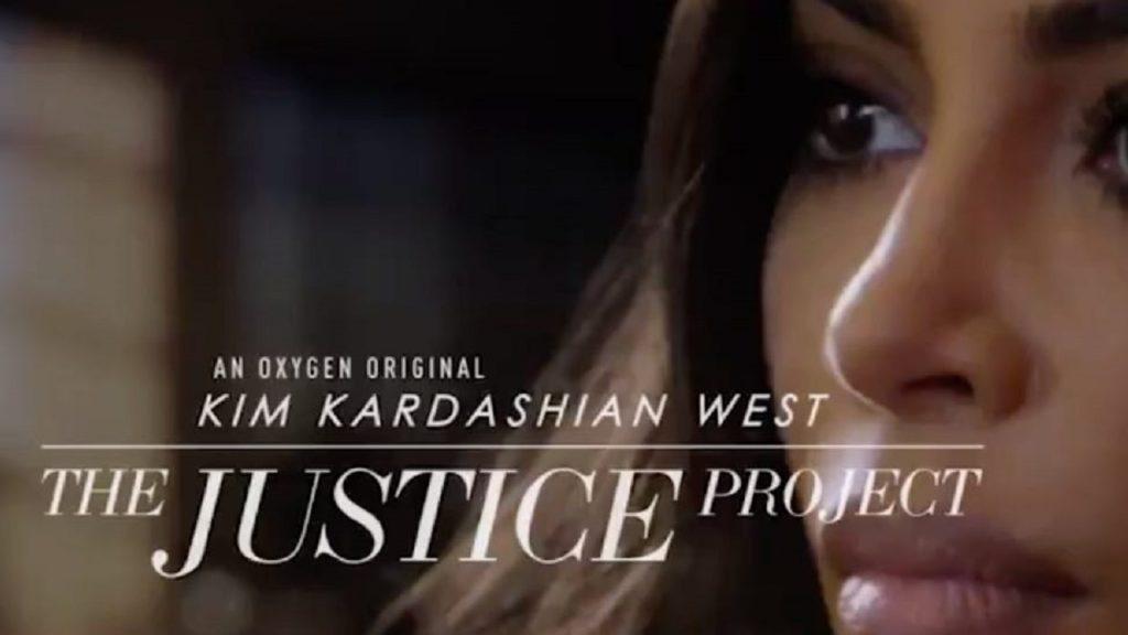 Kim Kardashian West The Justice Project