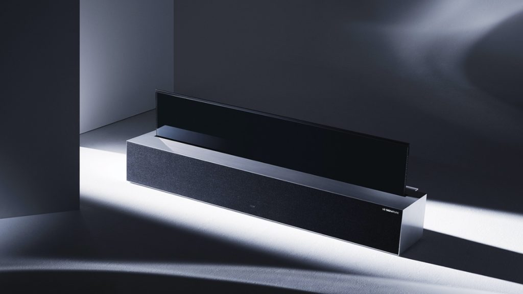 LG Signature Rollable