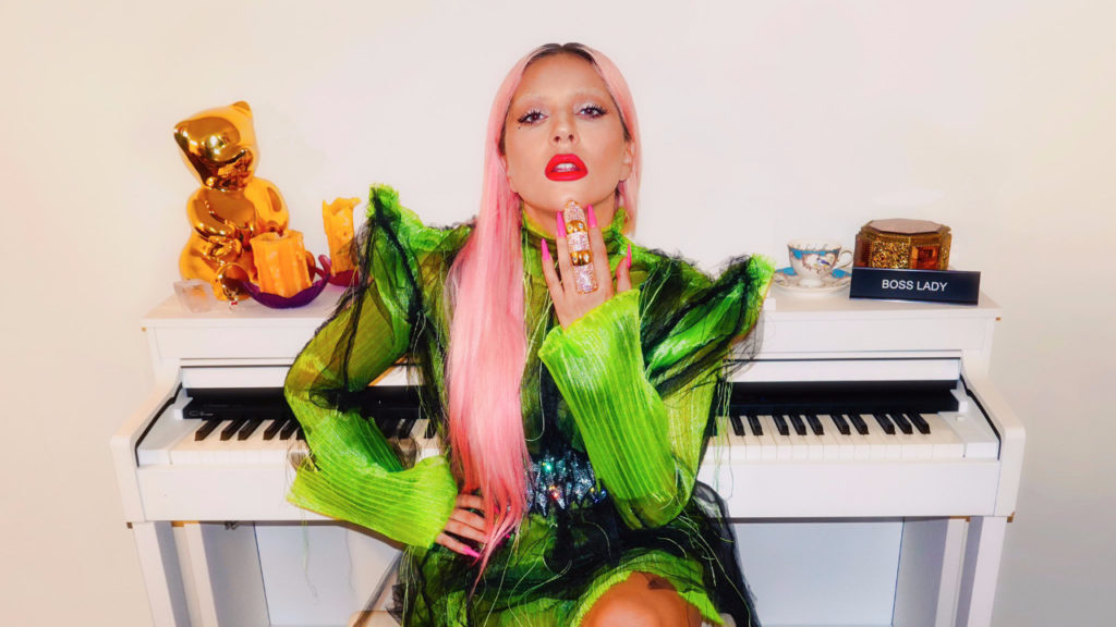 Lady Gaga maakt zesde album: vrijdag nieuwe single 'Stupid Love'