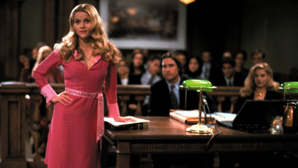 Legally Blonde 3 Reese Witherspoon Elle Woods Mindy Kaling Dan Goor