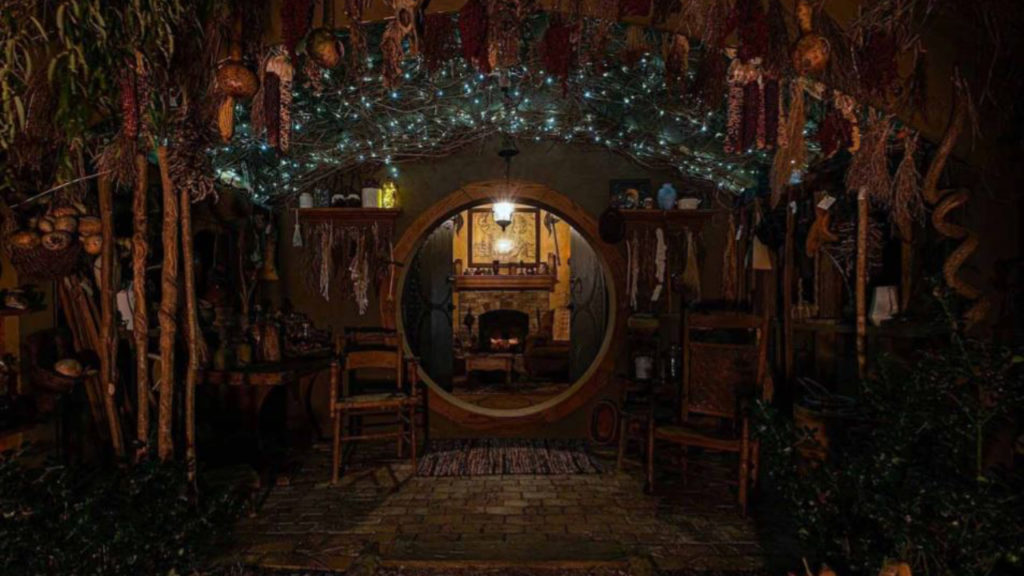 'Lord of the Rings'-fan? Je kan nu logeren in ware Hobbit-stijl
