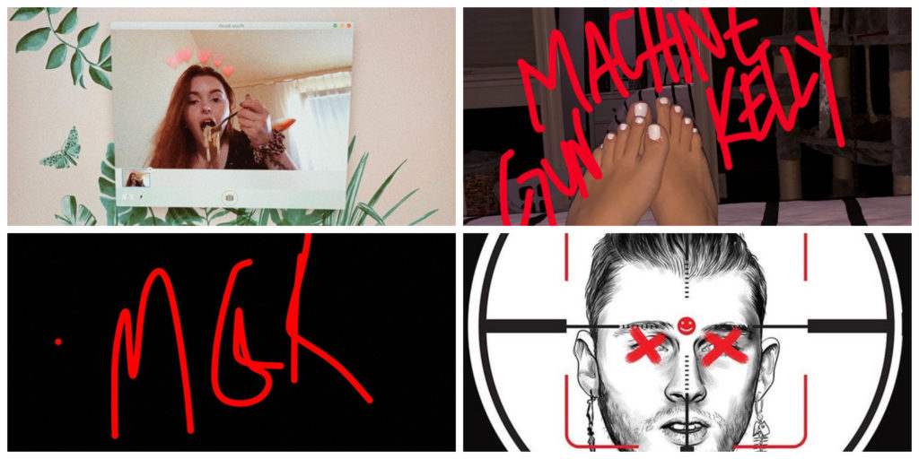 Machine Gun Kelly Logo