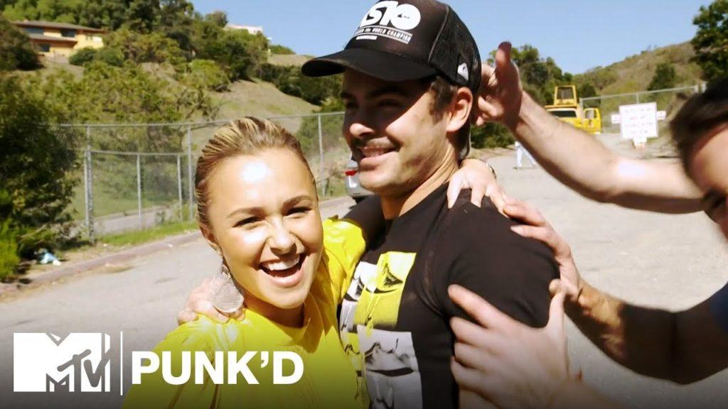 MTV Punk'd
