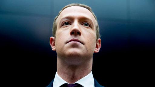 Mark Zuckerberg Facebook Censuur