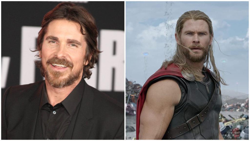 Marvel bevestigt: Christian Bale speelt slechterik in 'Thor: Love and Thunder'