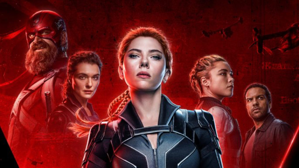 Marvel dropt finale trailer 'Black Widow'
