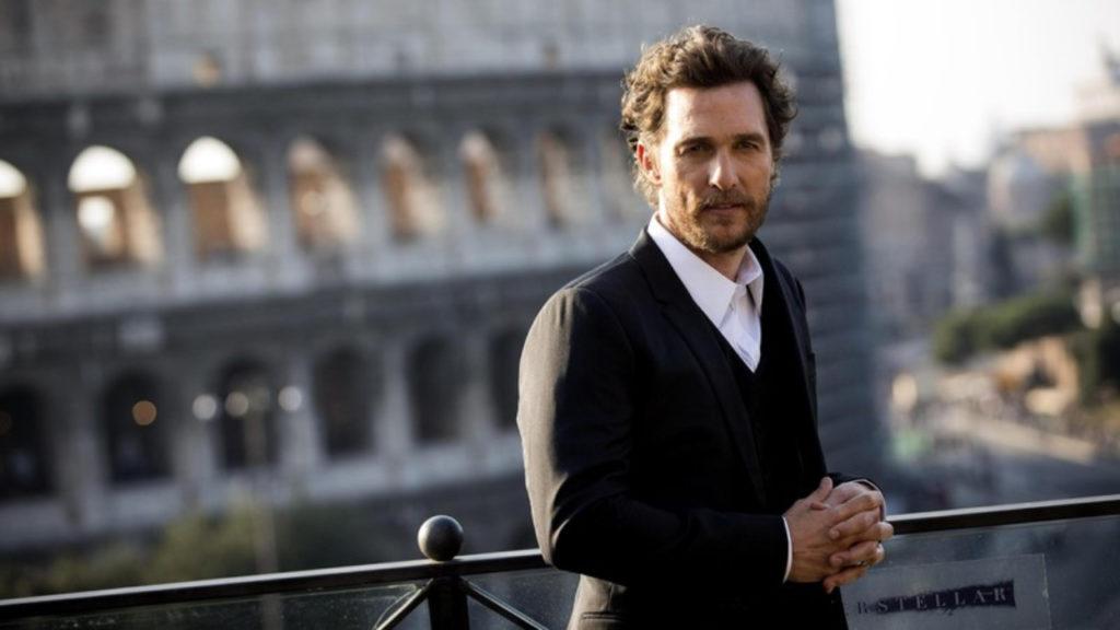 Matthew McConaughey Instagram 50