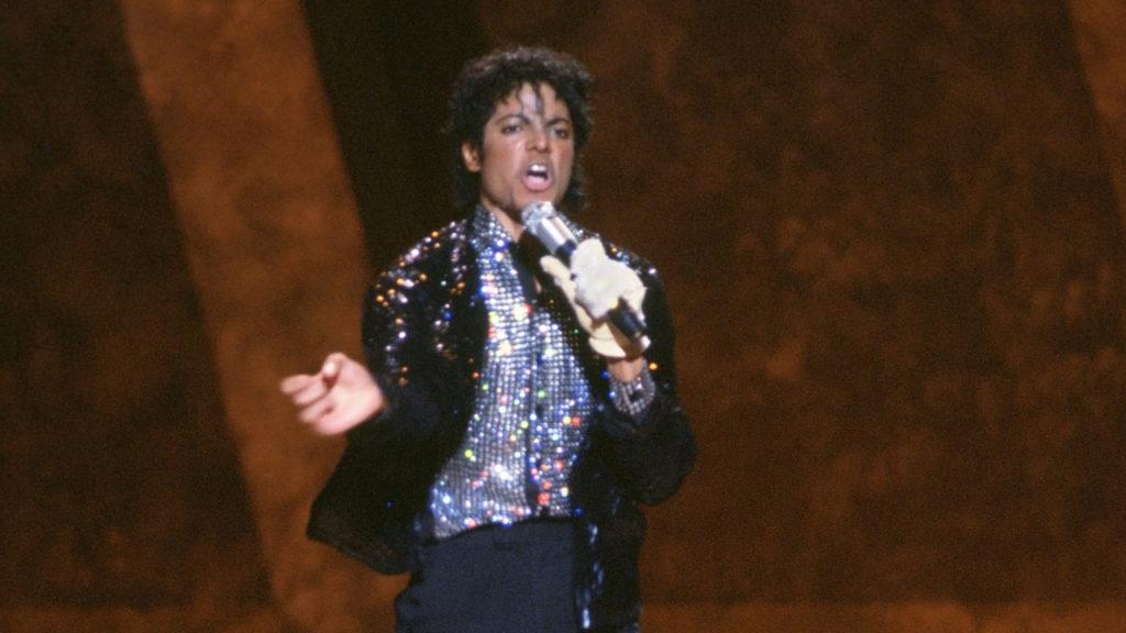 Michael Jackson Handschoen Veiling