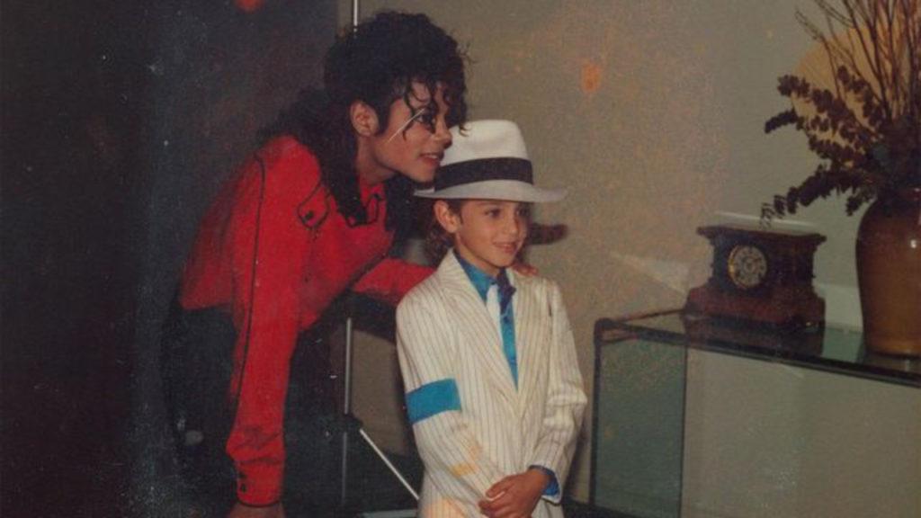 Michael Jackson Wade Robson James Safechuck Leaving Neverland