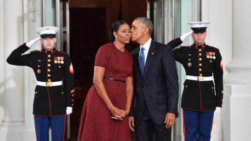 Michelle Obama Barack Huwelijk Podcast