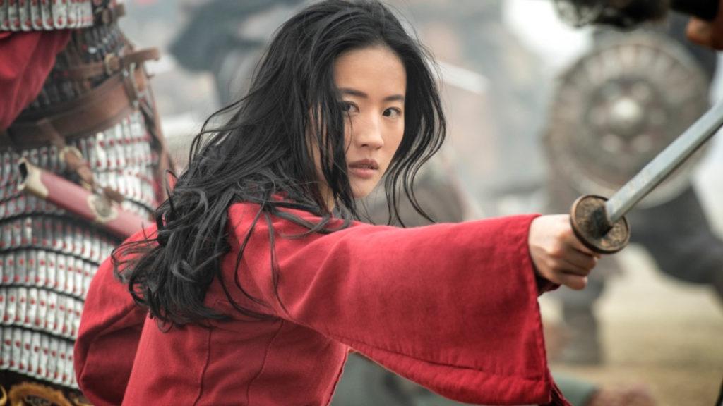 Mulan Juli Release Disney