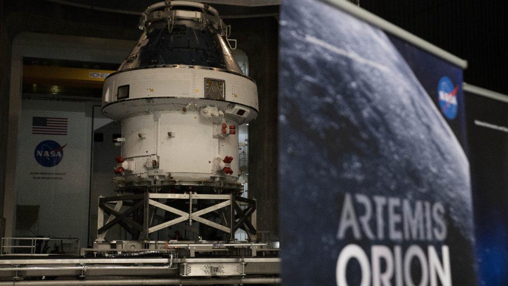 NASA Artemis Maan Toilet Wedstrijd