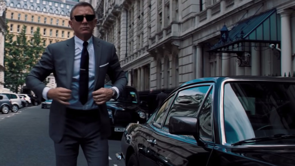 No Time To Die Daniel Craig James Bond 007