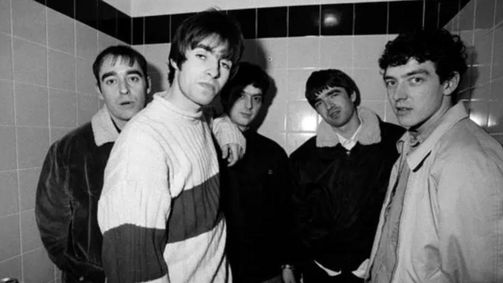 Oasis Reünie Liam Noel Gallagher