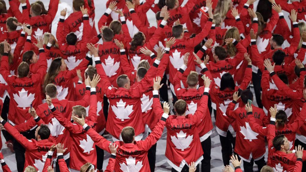 Olympische Spelen Tokio Canada