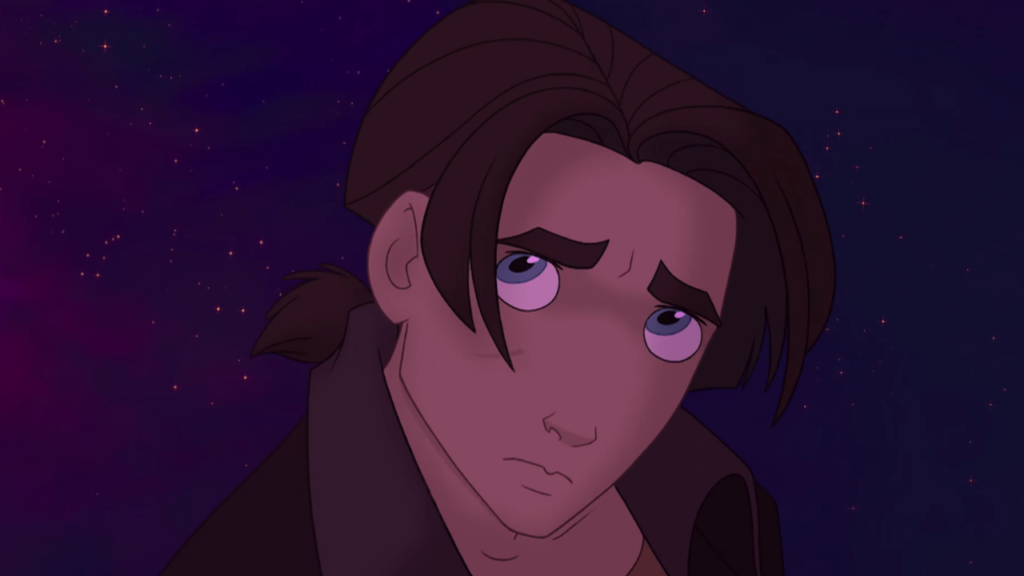 Jim Hawkins Treasure Planet