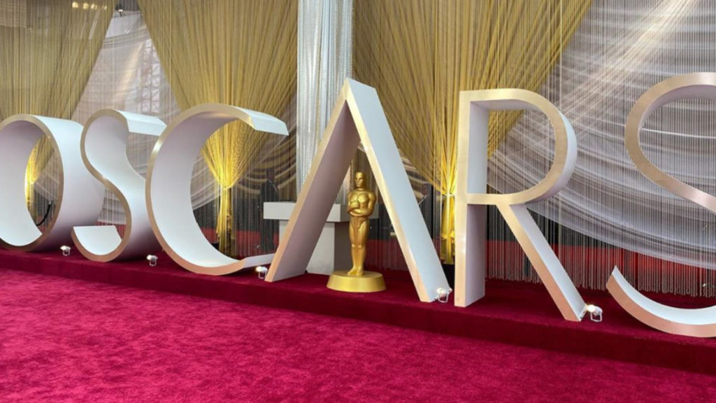 Oscars 2021 Uitgesteld