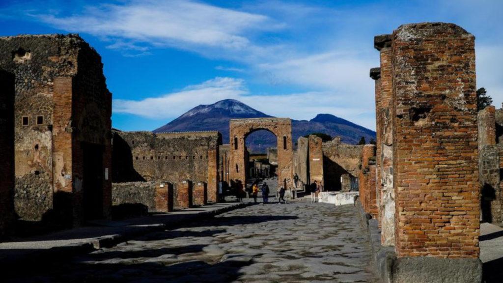 Pompeii Romeinen Recycleren
