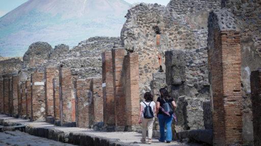 Pompeii Stelen Terug Vervloekt